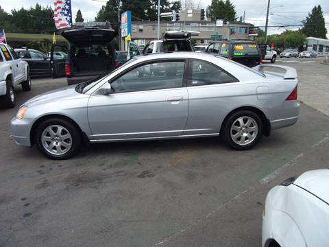 2003 Honda Civic for sale in Seattle, WA