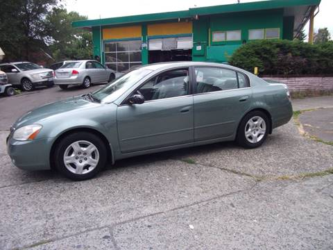 Used 2002 Nissan Altima For Sale Carsforsale Com 174