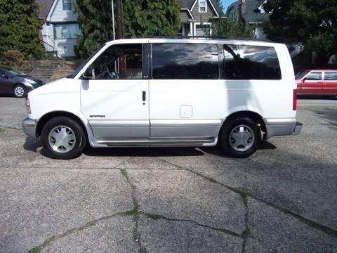 2000 GMC Safari for sale in Seattle, WA