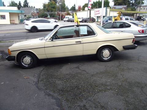 1979 Mercedes-Benz 300-Class for sale in Seattle, WA