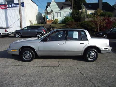 1987 Buick Skylark for sale in Seattle, WA