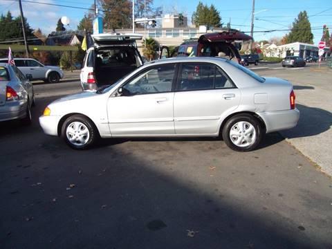 2000 Mazda Protege for sale in Seattle, WA
