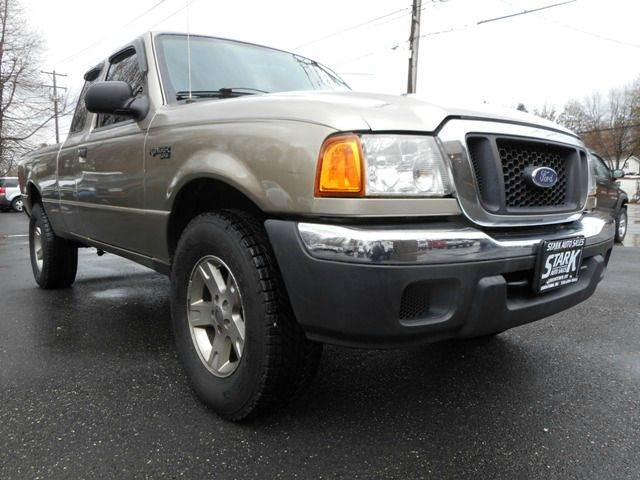 2004 Ford Ranger 2dr SuperCab XL 4WD SB - Uniontown OH