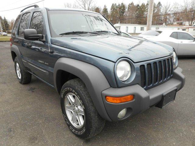 2002 Jeep Liberty Sport 4dr 4WD SUV - Uniontown OH