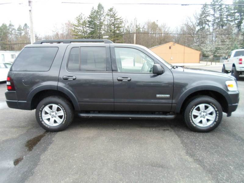 2007 Ford Explorer XLT 4dr SUV 4WD V6 - Uniontown OH