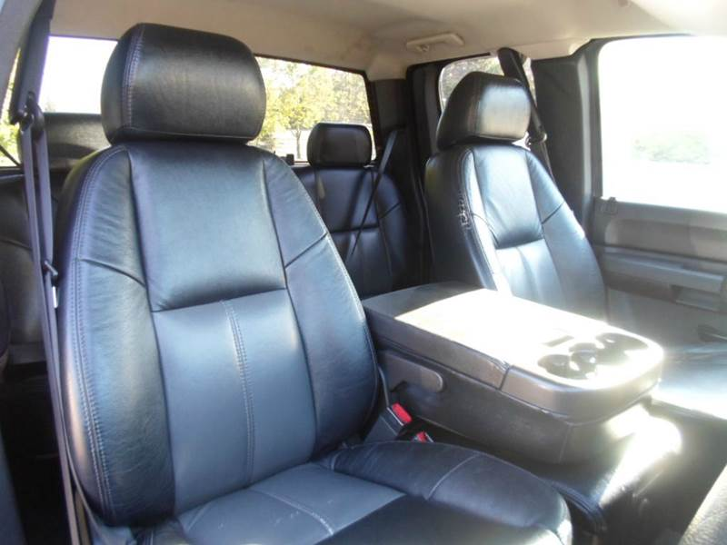 2009 Chevrolet Silverado 1500 4x4 LT 4dr Extended Cab 6.5 ft. SB - Uniontown OH