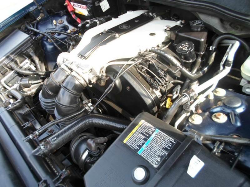 2003 Cadillac CTS Base 4dr Sedan - Uniontown OH