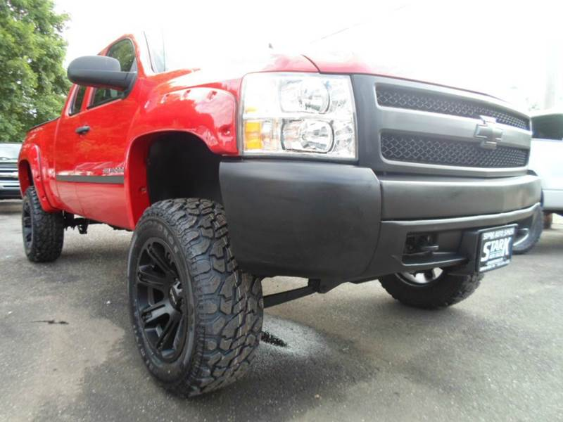 2008 Chevrolet Silverado 1500 4WD Work Truck 4dr Extended Cab 6.5 ft. SB - Uniontown OH
