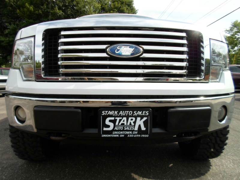 2009 Ford F-150 4x4 XLT 4dr SuperCrew Styleside 6.5 ft. SB - Uniontown OH