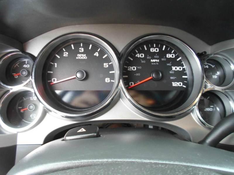 2011 Chevrolet Silverado 1500 4x4 LT 4dr Crew Cab 5.8 ft. SB - Uniontown OH