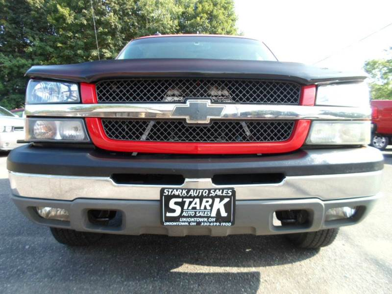 2003 Chevrolet Silverado 1500 4dr Extended Cab LT 4WD SB - Uniontown OH