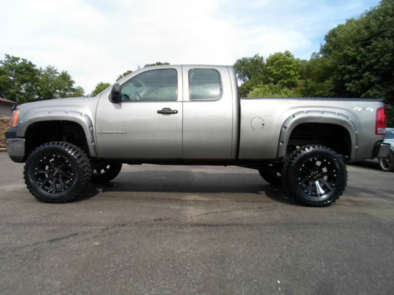 2008 GMC Sierra 1500 4WD SLE1 4dr Extended Cab 6.5 ft. SB - Uniontown OH