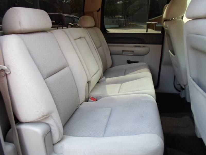 2007 Chevrolet Silverado 1500 LT1 4dr Crew Cab 4WD 5.8 ft. SB - Uniontown OH