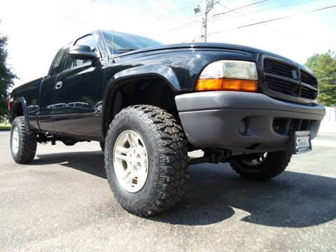 2003 Dodge Dakota