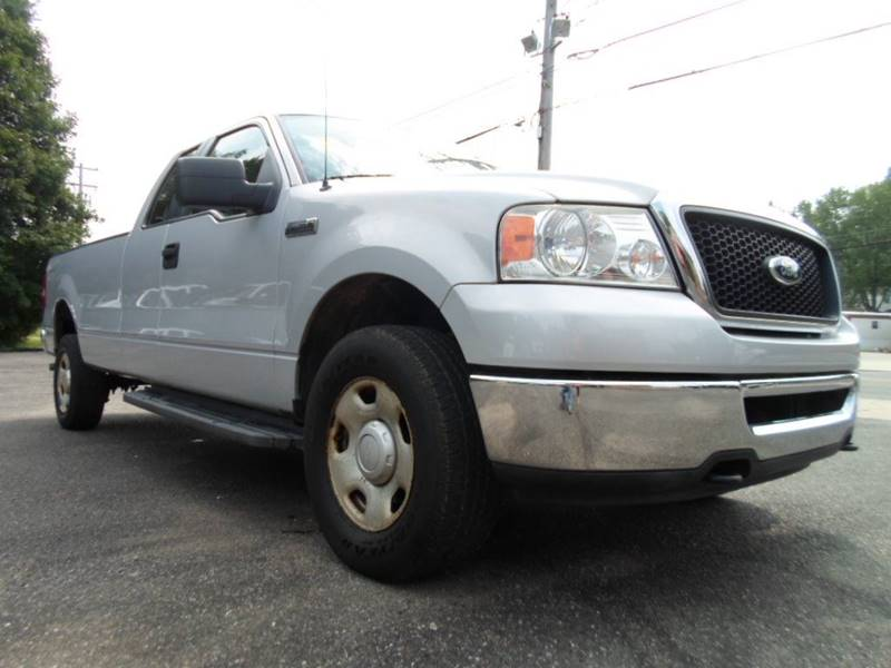 2007 Ford F-150 XLT 4dr SuperCab 4WD Styleside 8 ft. LB - Uniontown OH