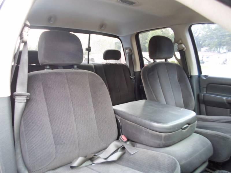 2005 Dodge Ram Pickup 1500 4dr Quad Cab SLT 4WD SB - Uniontown OH