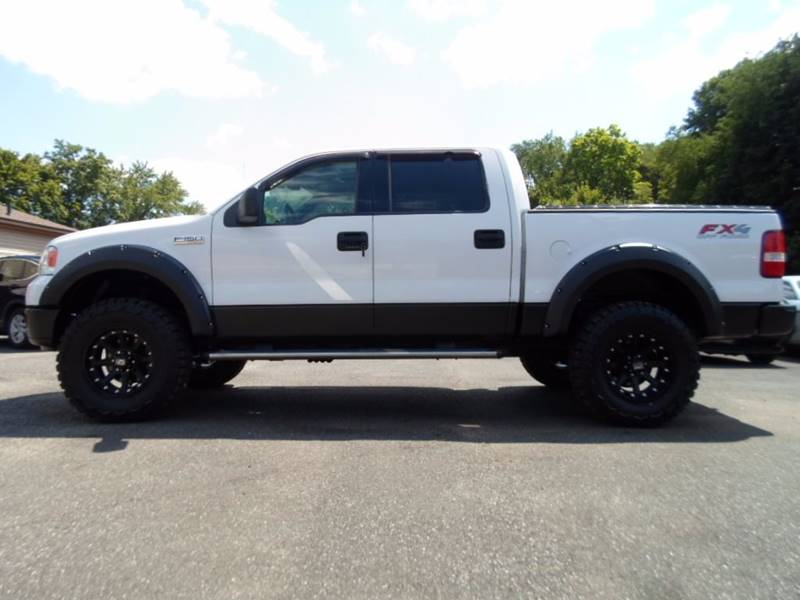 2004 Ford F-150 4dr SuperCrew XLT 4WD Styleside 5.5 ft. SB - Uniontown OH