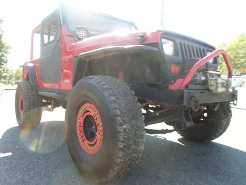 1992 Jeep Wrangler for sale in Uniontown, OH
