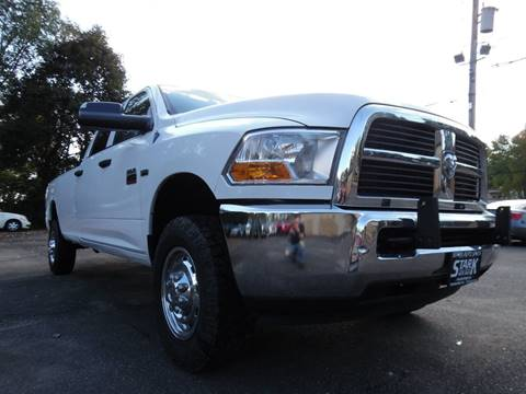 2011 RAM Ram Pickup 2500 for sale in Uniontown, OH