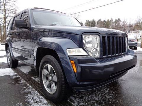 2008 Jeep Liberty for sale in Uniontown, OH