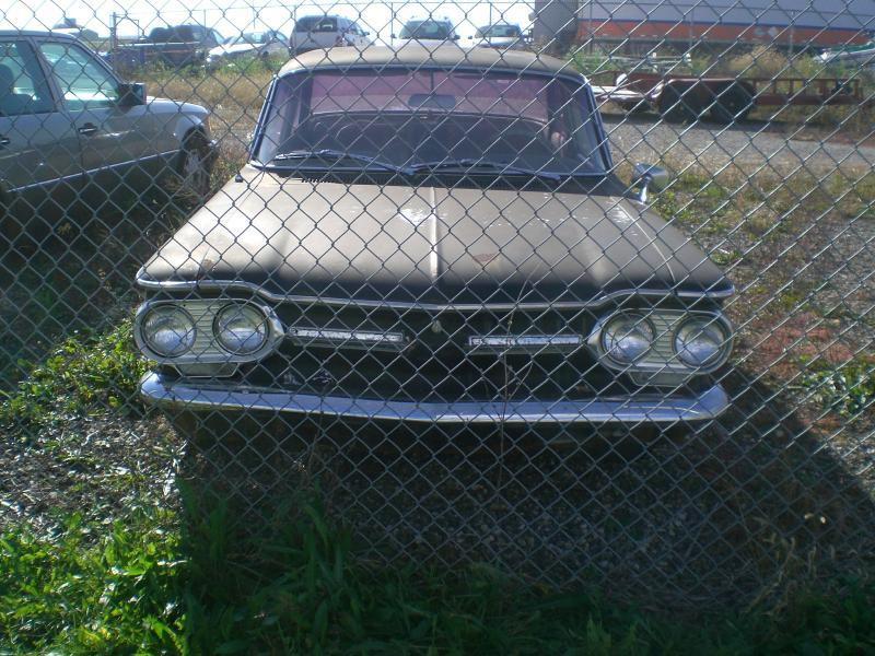 1962 Chevrolet Corvair COUPE - Heyworth IL