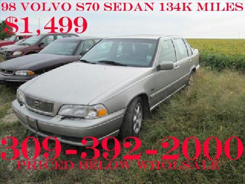 1998 Volvo S70