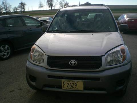 2004 Toyota RAV4 for sale in Heyworth, IL