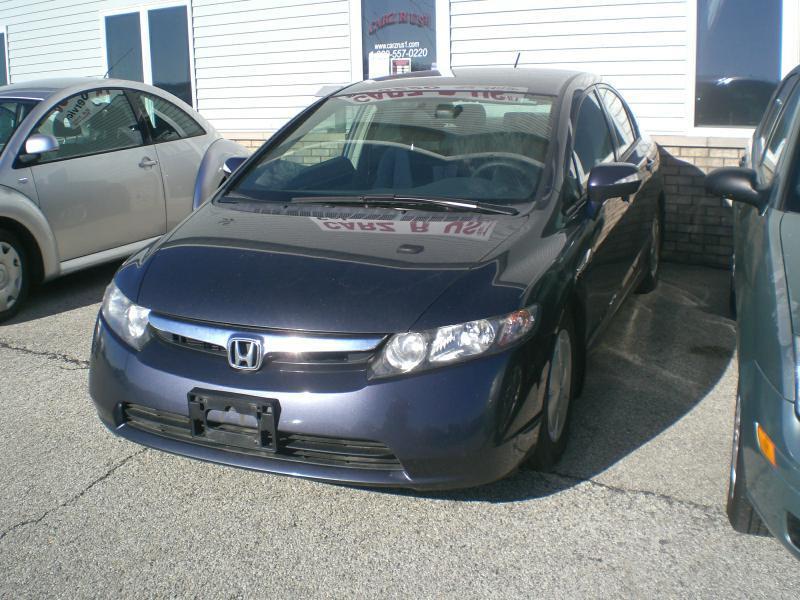2007 Honda Civic HYBRID - Heyworth IL