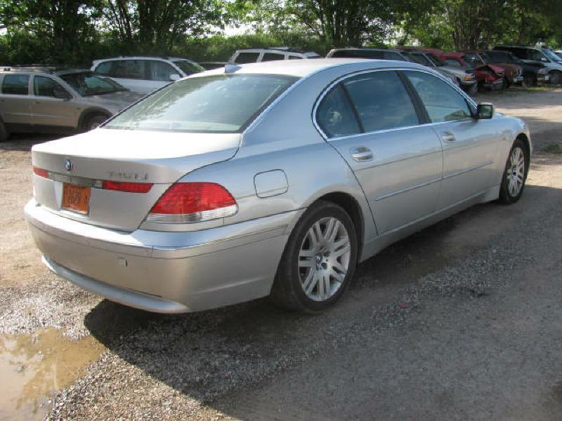 2003 BMW 7 Series 745Li 4dr Sedan - Armington IL