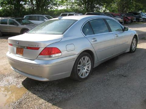 2003 BMW 7 Series for sale in Armington, IL