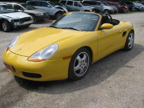 1999 Porsche Boxster for sale in Armington, IL