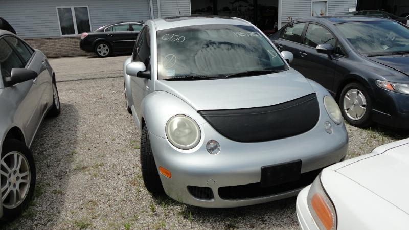 2003 Volkswagen New Beetle Turbo S 2dr Hatchback - Heyworth IL