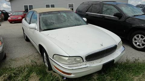 2000 Buick Park Avenue for sale at Carz R Us 1 Heyworth IL in Heyworth IL
