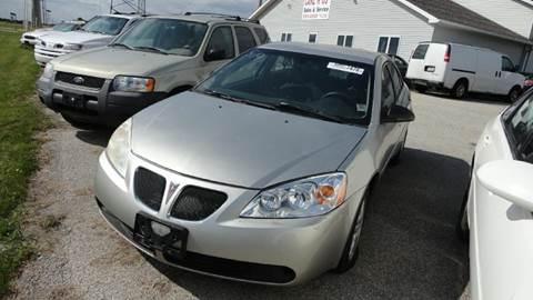 2006 Pontiac G6 for sale at Carz R Us 1 Heyworth IL in Heyworth IL