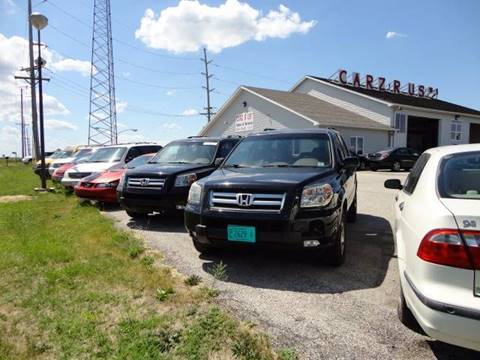 2007 Honda Pilot for sale in Heyworth, IL