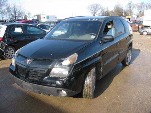2005 Pontiac Aztek for sale in Armington, IL