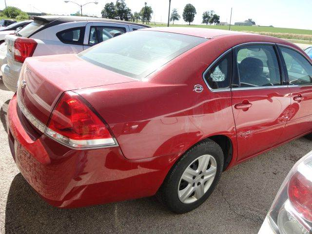 2008 Chevrolet Impala LS 4dr Sedan - Heyworth IL