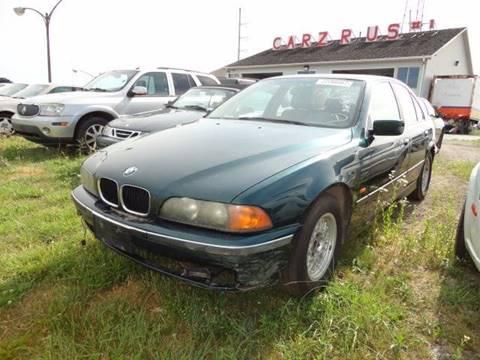 1997 BMW 5 Series
