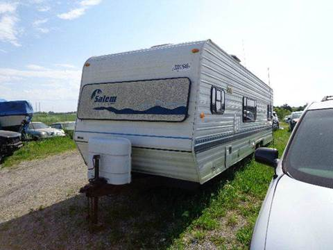 1994 Salem Trailer Camper for sale at Carz R Us 1 Heyworth IL in Heyworth IL