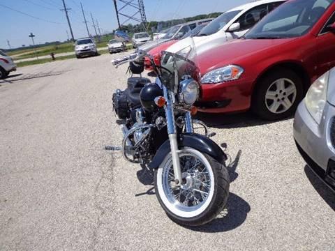 1996 Kawasaki VN800-B for sale in Heyworth, IL