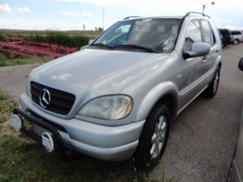 1999 Mercedes-Benz M-Class for sale at Carz R Us 1 Heyworth IL in Heyworth IL