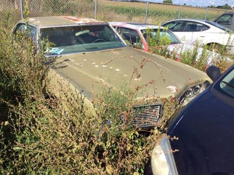 1968 Oldsmobile Delta Eighty-Eight for sale in Heyworth, IL