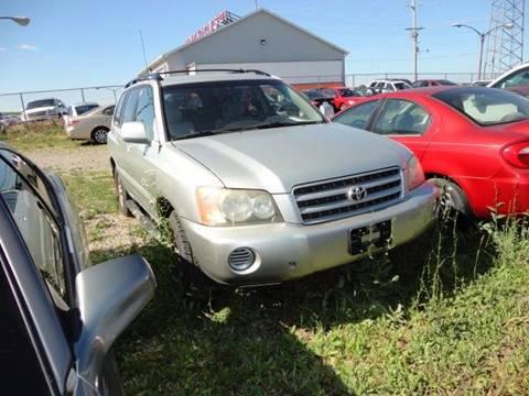 2003 Toyota Highlander for sale in Heyworth, IL