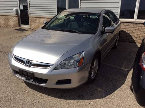 2007 Honda Accord for sale in Heyworth, IL