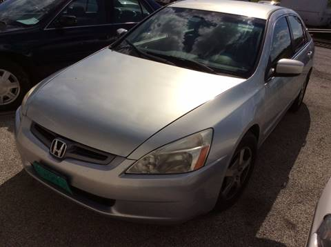2005 Honda Accord for sale in Heyworth, IL