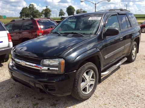 2004 Chevrolet TrailBlazer for sale in Heyworth, IL