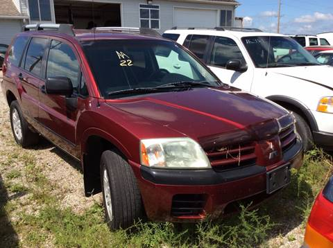 2004 Mitsubishi Endeavor for sale at Carz R Us 1 Heyworth IL in Heyworth IL