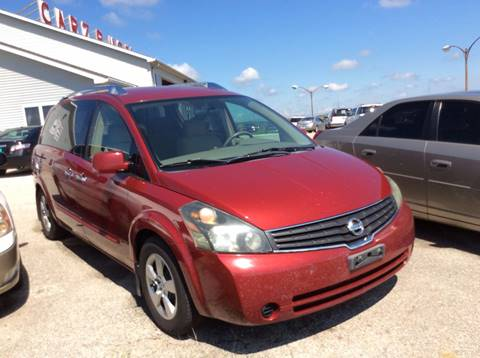 2008 Nissan Quest for sale in Heyworth, IL
