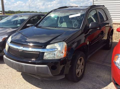 2006 Chevrolet Equinox for sale in Heyworth, IL