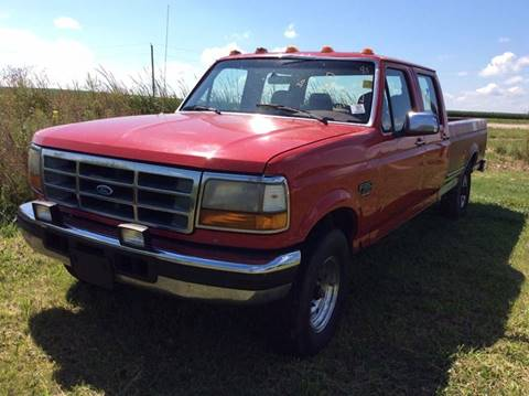 1995 Ford F-350 Super Duty for sale in Heyworth, IL